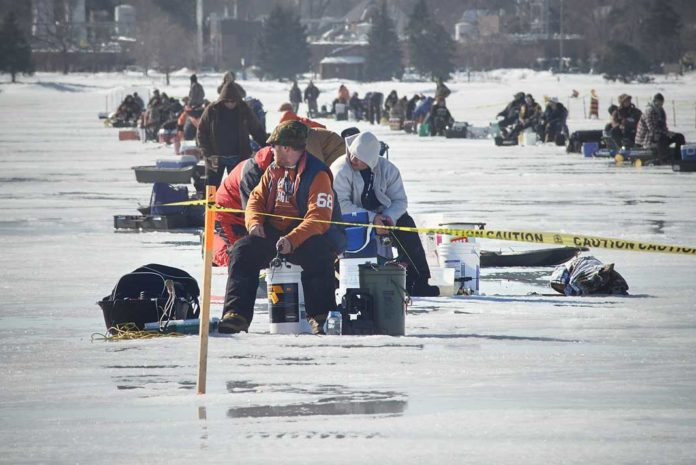 ice fishing minnesota | Outdoor Newspaper
