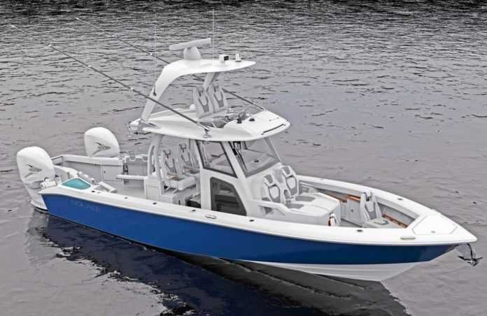 SŌLACE Boats Announces the Introduction of Their 345 Center Console Boat | Outdoor Newspaper