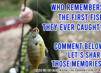 Fishing Meme: What is the First Fish You Ever Caught? | Outdoor Newspaper