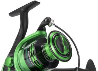 Ghosthorn Spinning Fishing Reel Review | Outdoor Newspaper
