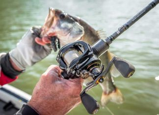 Fishing Gear Review: Abu Garcia 1429086 Revo Premier Low Profile Baitcasting Reel