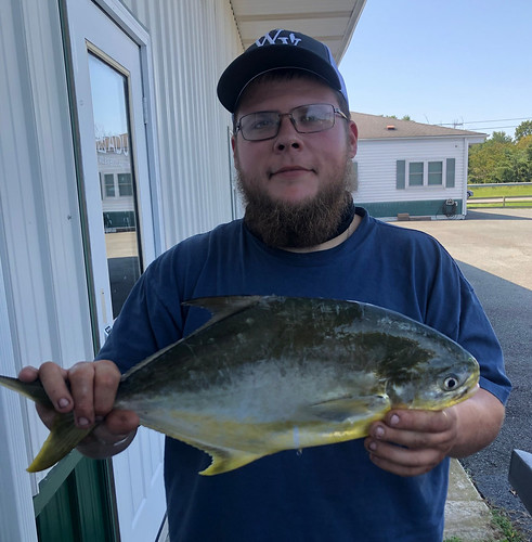 Dorchester County Angler Catches Record Florida Pompano | Outdoor Newspaper