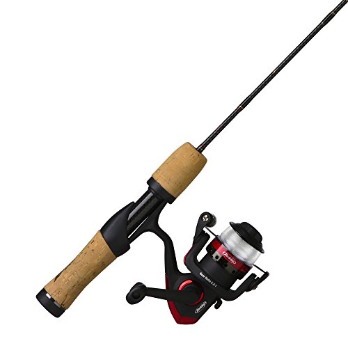 Berkley LR28MLSCBO Lightning Ice Combo ML Rod and Reel, 28-Inch