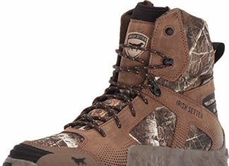 Irish Setter Vaprtrek 2.0 Realtree Edge 11EE, 11 Wide