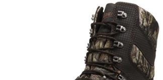 Danner Men's Vital Insulated 400G Hunting Shoes, Mossy Oak Break Up Country, 11.5 D US