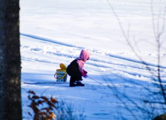 Spend a Winter Day Ice Fishing - Outdoor Newspaper