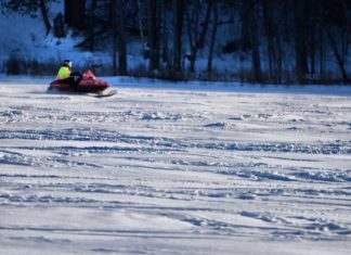 Ice Safety Is Very Important While Snowmobiling - Outdoor Newspaper
