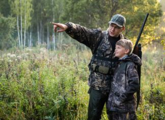 Young Sportsman Spring Turkey Hunt
